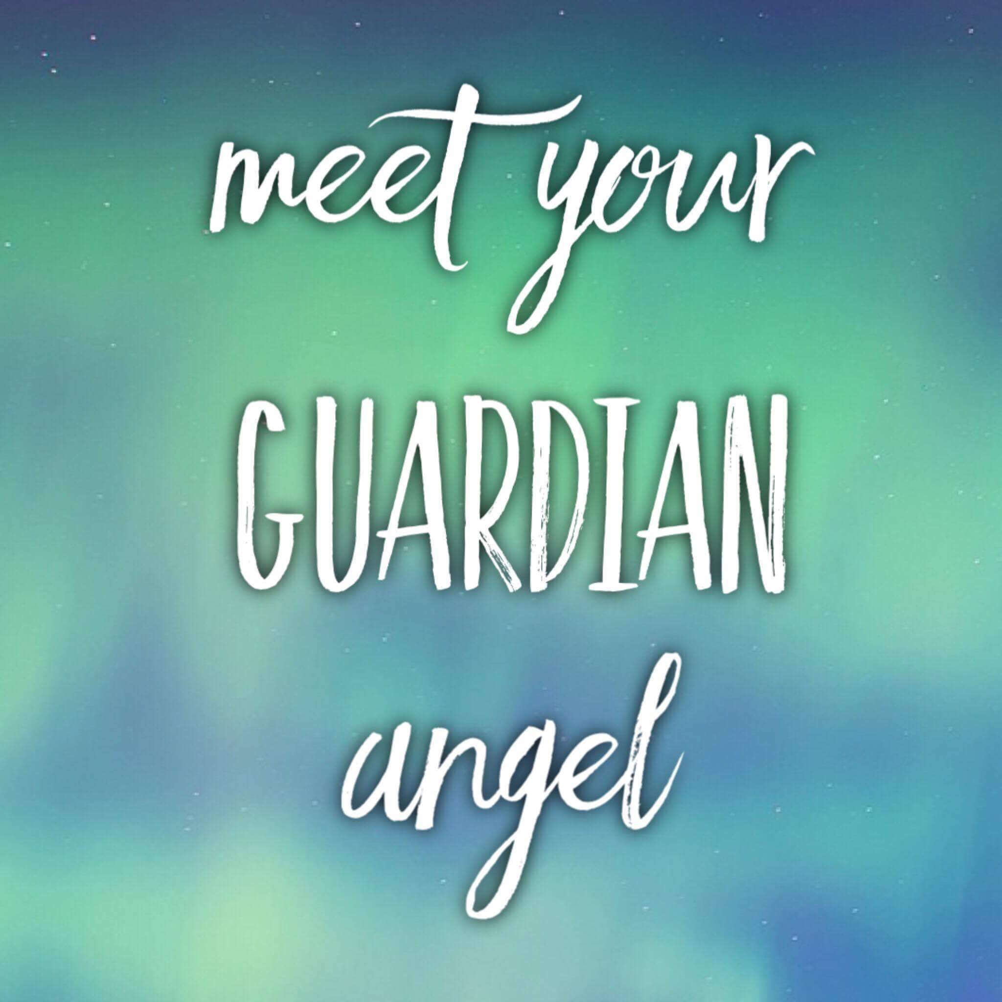 Meet Your Guardian Angel Guided Meditation